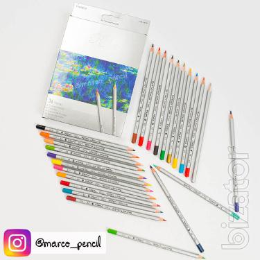 Colored pencils Marco raffine offers relaxing 36 colors (7100-36CB)