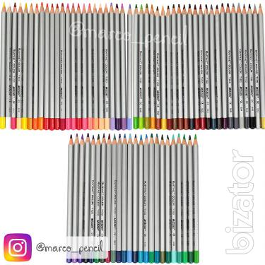 Colored pencils Marco raffine offers relaxing 72 color (7100-72CB)