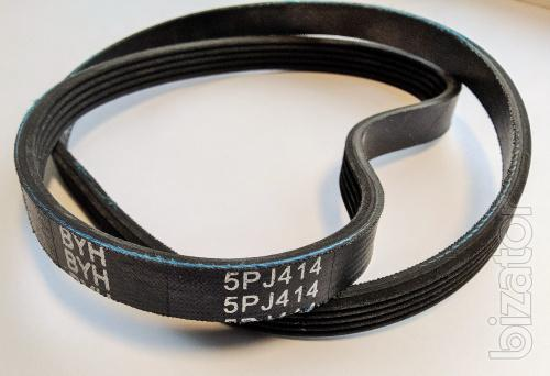 Belt for walk-behind