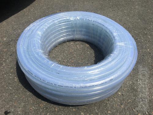 Sleeve PVC pressure for food and technical liquids