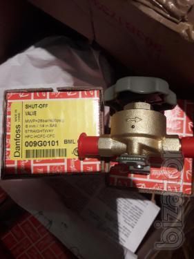 Valve (valve) shut-off 009G0101, BML 6, Danfoss