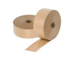 Kraft paper adhesive tape 40 mm x 200 m Viskom, paper water-activated packaging tape