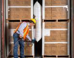 Pneumonology 600х900 mm Viskom for securing cargo, Level 1