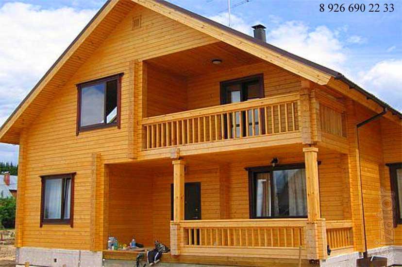 Реконструкция и ремонт деревянных дач