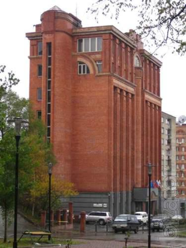 The office building in the center of Vladivostok is sold