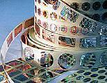 Защитные голограммы, голографическая фольга от Альфа-Стерео