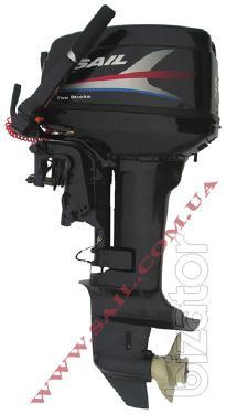 Лодочные моторы SAIL -  новое имя, новая цена.