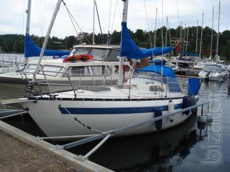 Продам семейную яхту