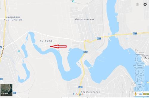 6 соток в 12 км от Одессы на Сухом лимане для комфортного жилья