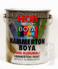 Антикоррозийная краска три в одном Хаммертон (аналог Хамерайта). Ингибиторы ( поглотители ) ржавчины.