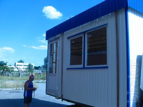 Строительные вагончики, бытовки, дачные домики, модульные сооружения