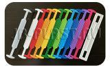 Пластмассовые ручки для коробок из картона