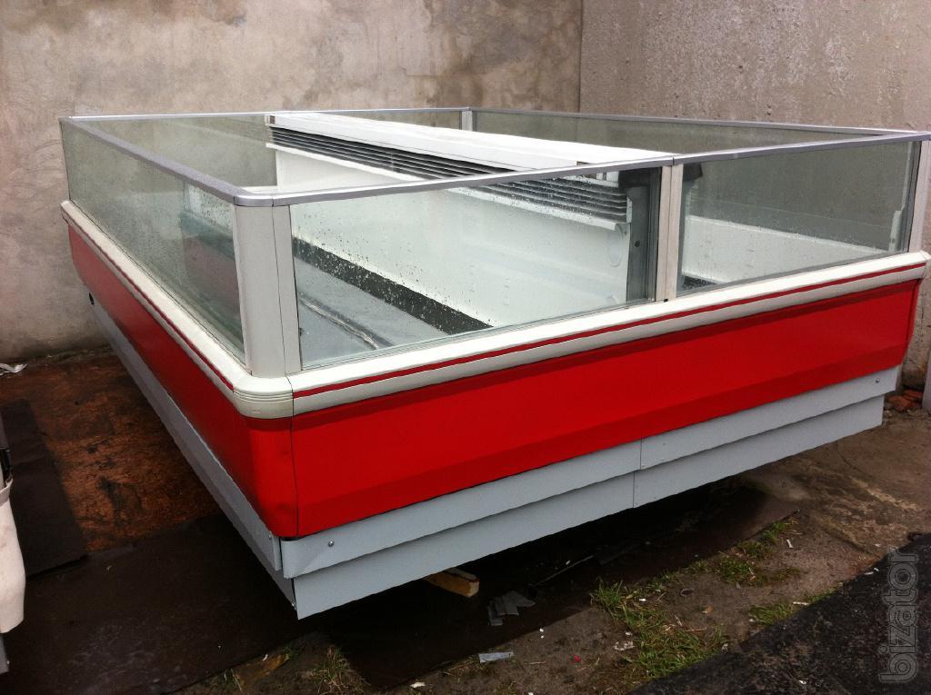 Торговое и холодильное оборудование б/у из Германии