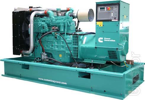 Дизель-генераторы Cummins (Великобритания) от 8кВт до 2700кВт