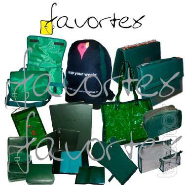 Пошив сумок, портфелей, папок, косметичек, кошельков