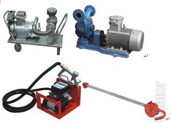 Defueling Oil Pumps