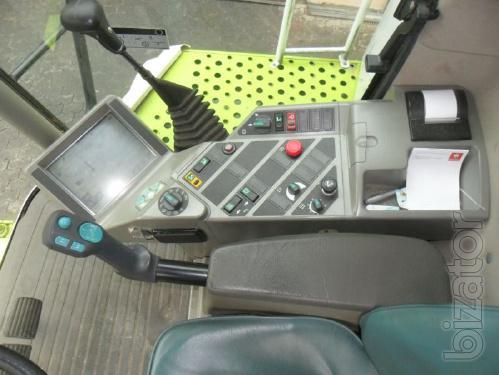 Комбайн Claas Lexion 480 2003гв Наработка-2750 м|ч
