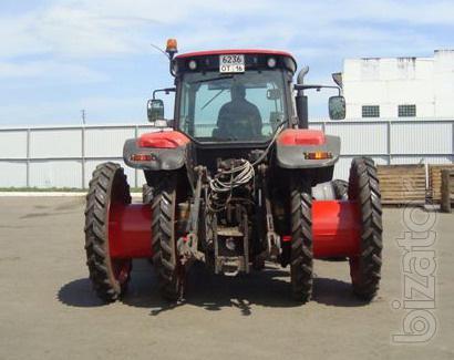 Узкие сдвоенные колеса для тракторов Terrion, КАМАЗ