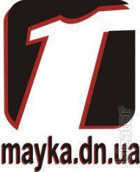 Печать футболок, лого и фото на ткани в Донецке.
