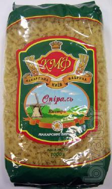 Pasta from Ukraine (East Europe)