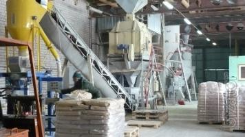 Оборудование для производства пеллет (топливных гранул) и топливных брикет