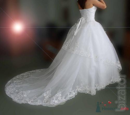 Свадебное платье Микеланджело (Италия) - Фото 1. Фото 1.