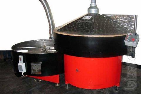 Производими реализуем комплект оборудования для Жарки-Мойки-Охлаждения-Соления-Шлифовки Семечек