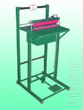 Установка напольная серии «ЕВРОШОВ» для сварки полимерных пленок
