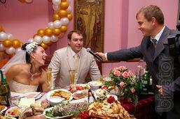 Тамада,живая музыка,ди джей,баянист,видео на свадьбу,юбилей!