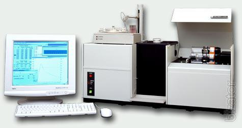 "Atomic absorption spectrometer (AAS) ""КВАНТ-Z-ЭТА"" -"
