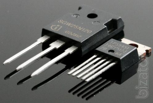 Electronic components from manufacturers