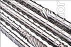 Ножи на дробилки и агломераторы,экструзионные шнеки и шнек-пары.