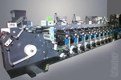 Флексопечатная машина  Arsoma EM-280