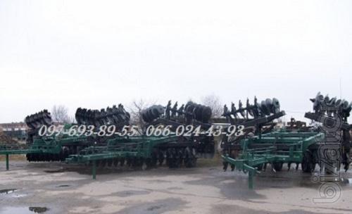продам борону БГР-6,7 (новая)
