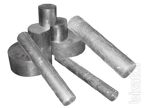 Кругляк алюминиевый  разных диаметров.