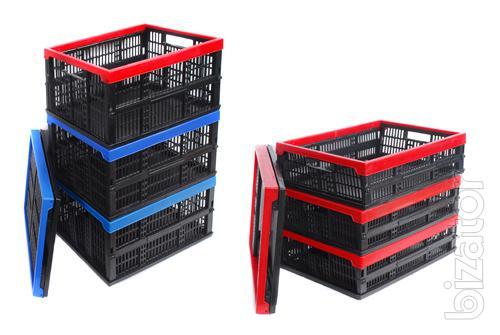 Продам: ящики пластмассовые, купить: ящики пластмассовые.