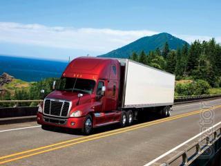 Перегон грузовой техники