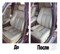 • Ремонт, реставрация и покраска сидений автомобиля
