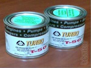 Термостойкий герметик Тurbo seal 50