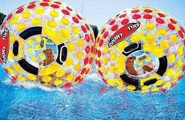 Продаю прибыльный бизнес - Аттракцион Водный шар