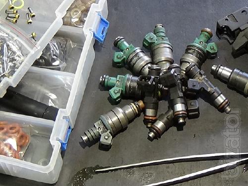 Промывка инжектора(чистка форсунок) в Харькове
