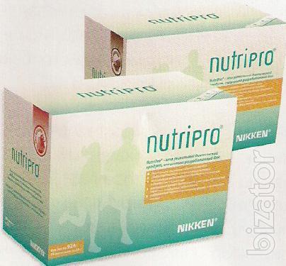 Нутри Про-это соевый белок для строения вашей клетки/Япония