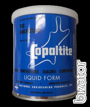 Вулканизируемый термостойкий герметик Copaltite