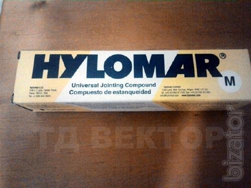 Герметик-прокладка полиуретановый Hylomar-M
