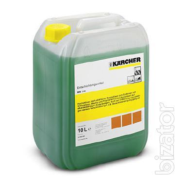 Химия для оборудования керхер