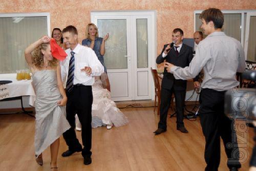 Тамада Киев! Живая музыка, dj, видео на свадьбу, юбилей!
