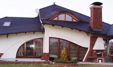 Деревяні вікна, євровікна, вікна з євробрусу сосна, дуб, меранті