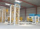 Линии по производству бетонных блоков, брусчатки, бордюров