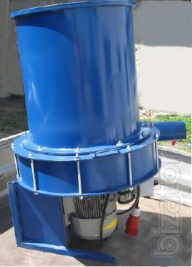 измельчитель биомассы (макулатуры)