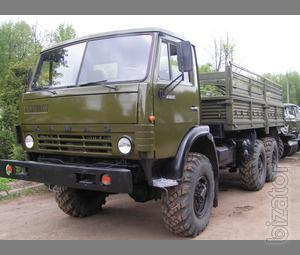 КАМАЗ 4310 ,  борт 1989 год вып.военная приёмка в СССР. с хранения.